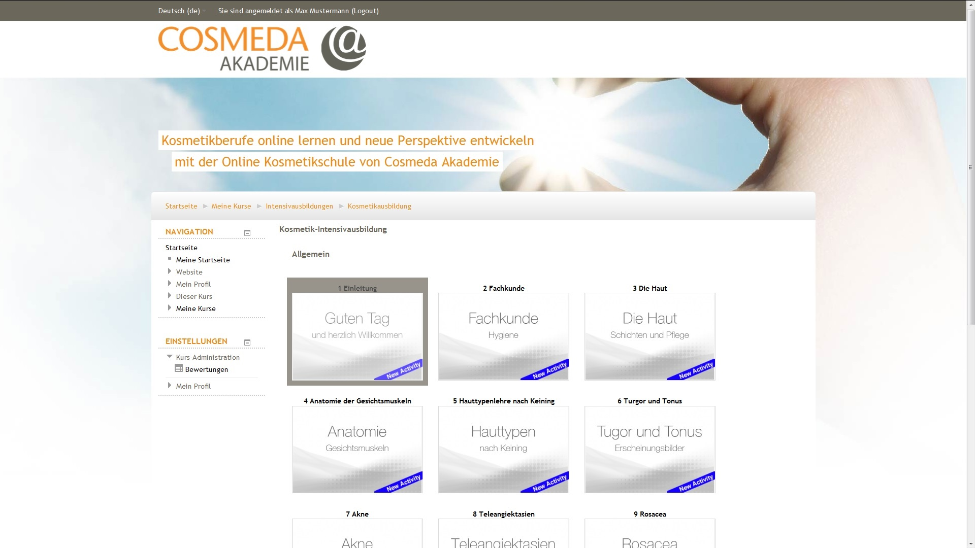 Learning management - Mastersolution AG